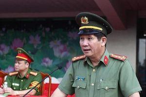 Cách chức giám đốc Công an Đồng Nai Huỳnh Tiến Mạnh