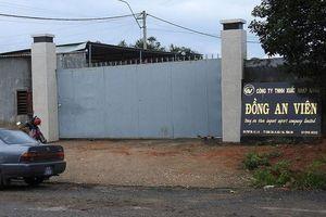 Vụ 13 tấn tiền chất ma túy ở Kon Tum: 'Địa phương chịu chết'