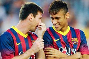 Messi lên tiếng về nghi vấn dùng quyền lực trong vụ Neymar