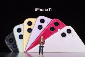 Dân mạng Trung Quốc chê bai iPhone 11