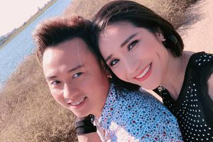 Cát Tường tình tứ bên người yêu cũ Hàn Thái Tú