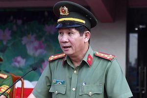Cách chức Giám đốc Công an tỉnh Đồng Nai Huỳnh Tiến Mạnh