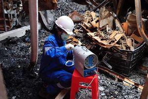 Không phát hiện thủy ngân trong kết quả quan trắc môi trường gần Công ty Rạng Đông