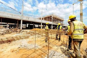 Đầu tư hạ tầng cho châu Phi