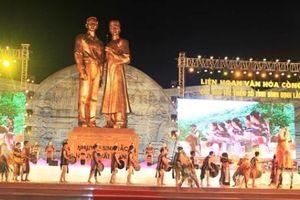 Liên hoan văn hóa cồng chiêng các dân tộc thiểu số tỉnh Bình Định