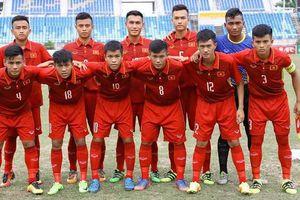 U19 Việt Nam dự giải 'tứ hùng' tại Thái Lan