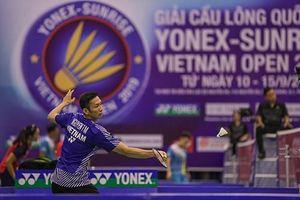 Hàng loạt tay vợt Việt Nam chiến thắng trong ngày ra quân