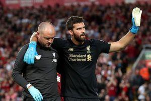 Liverpool chưa thể có thủ thành số 1 ở tuần lễ quan trọng