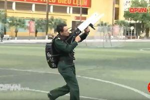 Việt Nam chế tạo thành công súng 'bắn' UAV
