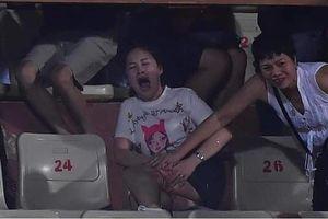 Fan nữ trúng pháo sáng CĐV Nam Định: Người ném pháo sáng có thể bị xử lý hình sự