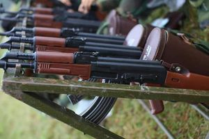 Lộ điểm đặc biệt trên súng AKM-1 Việt Nam sản xuất