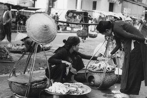 Hoài niệm Hà Nội xưa qua gánh hàng rong và những tiếng rao