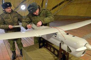 Nga tiết lộ hệ thống máy bay không người lái theo dõi mục tiêu bằng tín hiệu điện thoại di động