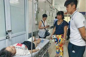 Vụ CĐV bị thương trong trận Nam Định- Hà Nội: Công an truy tìm người bắn pháo sáng trên sân Hàng Đẫy