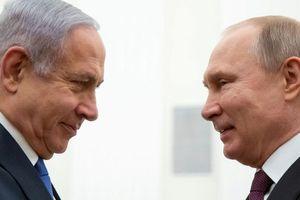 Thủ tướng Israel: Cơ chế liên lạc với ông Putin là đáng giá nhất