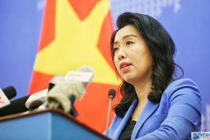 Bộ Ngoại giao sẽ tích cực bảo vệ quyền lợi công dân bị bắt tại Nhật Bản