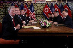 Tổng thống Trump xem cố vấn Bolton là 'thảm họa' trong chính sách về Triều Tiên