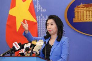 Exxon Mobil vẫn cùng đối tác Việt Nam triển khai dự án dầu khí theo kế hoạch