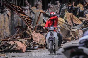 Sở TN&MT Hà Nội không 'bắt' được thủy ngân trong không khí sau vụ cháy Rạng Đông