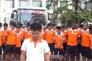 Lãnh đạo đội bóng Nam Định xin lỗi nạn nhân, CĐV cả nước về sự cố pháo sáng