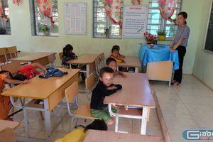 Cô giáo Vuông không nhỏ bé ở Huổi Thủng 2