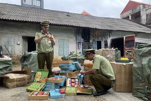 Lạng Sơn: Thu giữ hàng trăm chiếc bánh trung thu nhập lậu