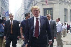 Ông Trump tiết lộ chi tiết về buổi sáng kinh hoàng ngày 11/9/2001