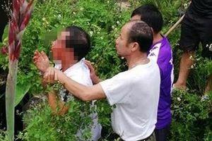 Hà Nội: Lời khai của đối tượng bị nghi bắt cóc bé gái ở Phú Xuyên