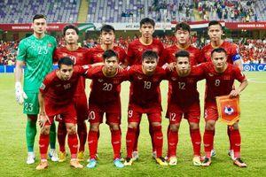 VFF công bố giá vé trận đấu giữa ĐT Việt Nam và ĐT Malaysia