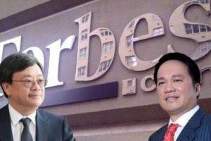 Công ty con thắng kiện 3 nghìn tỷ, tài sản 2 đại gia Masan đã 'khủng' càng giàu thêm