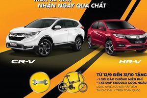 Honda Việt Nam triển khai khuyến mãi 'Mua xe hay, nhận ngay quà chất'