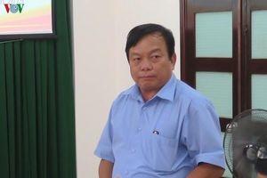 Bình Thuận: Bắt Phó chủ tịch UBND TP Phan Thiết Trần Hoàng Khôi