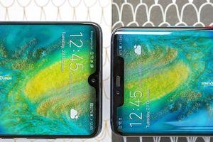 Huawei khoe vẻ đẹp cận cảnh của màn hình thác nước trên Mate 30 Pro