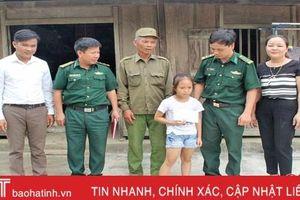 BĐBP Hà Tĩnh cùng học trò nghèo vùng biên đến trường