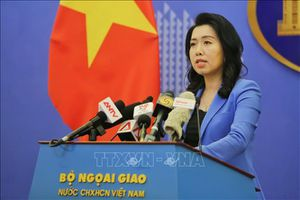 Người phát ngôn Bộ Ngoại giao bác bỏ những nội dung sai sự thật trong báo cáo của Ủy ban Bảo vệ Ký giả