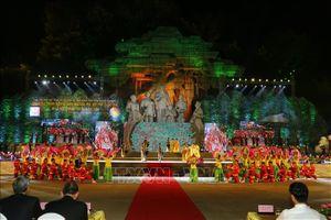 Khai mạc Liên hoan trình diễn Di sản văn hóa phi vật thể quốc gia và Lễ hội Thành Tuyên 2019