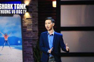 Shark Tank Việt Nam: Bán nhà để kinh doanh, nam startup khiến 3 'cá mập' tranh đầu tư