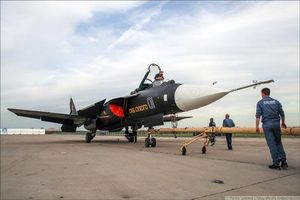 Sự thật về bức ảnh Su-57 bay kèm Su-47 và MiG-144