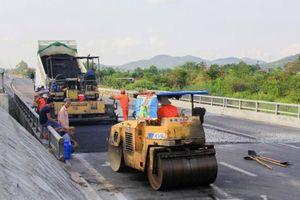 Bộ GTVT yêu cầu khắc phục triệt để hư hỏng QL1 qua Khánh Hòa