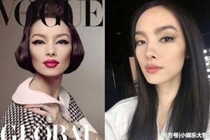Siêu mẫu nội y VS người Trung Quốc - Fei Fei Sun 'vồ ếch' liên tiếp trên sàn diễn
