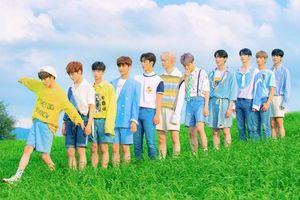 Bộ ảnh 'thanh xuân tươi đẹp' của 11 thành viên X1 gây sốt MXH