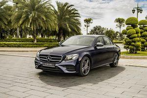 Mercedes-Benz E 300 AMG 2019 giá 2,83 tỷ đồng tại Việt Nam có gì đặc biệt?