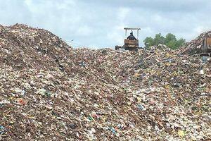 Dự án Nhà máy xử lý rác Bến Tre liên tục chậm tiến độ