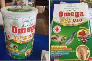 Hơn 5.000 hộp sữa bột Omega 369 Q10 Alaska bị thu giữ do không đạt chuẩn