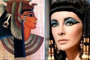 Những kiểu làm đẹp của người cổ đại