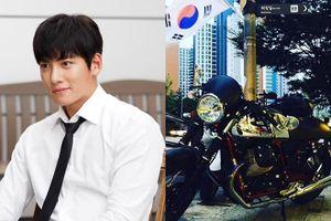 Thú vui đặc biệt của tài tử Ji Chang Wook