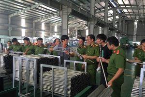 Tập huấn nghiệp vụ cơ bản công tác kiểm định phương tiện PCCC