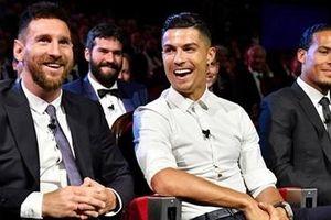 Messi muốn đi ăn tối cùng Ronaldo