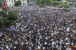 Bất ổn Hong Kong: Việt Nam tôn trọng chính sách 1 quốc gia 2 chế độ