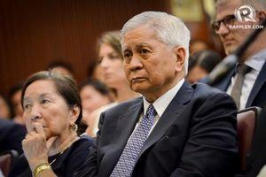 Ngoại trưởng Philippines cảnh báo hậu quả nếu chối bỏ phán quyết Biển Đông của PCA